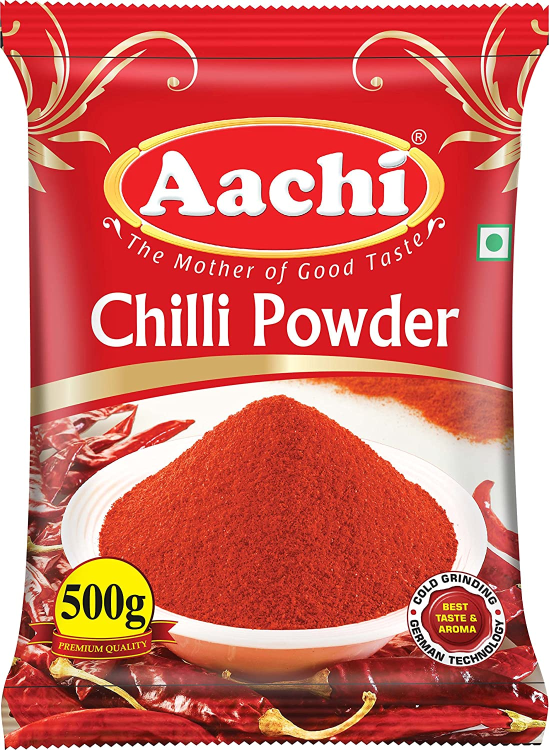 Aachi Pure Chilly Powder, 500g