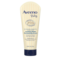 Aveeno Baby Soothing Relief Moisture Cream Fragrance Free 227g