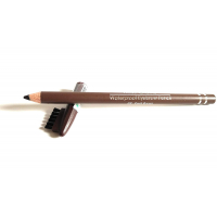 Miss Claire Waterproof Eyebrow Pencil (dark Brown, 02)