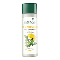 Biotique Bio Dandelion Visibly Ageless Serum, 190ml