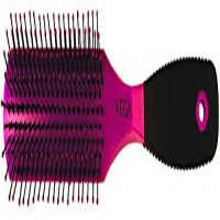 Vega Flat Brush, Color May Vary From Pink And Purple R1-fb