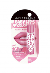 Maybelline Baby Lips Pink Lolita, 4g