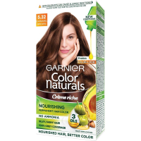 Garnier Color Naturals, Shade 5.32, Caramel Brown