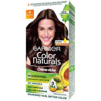 Garnier Color Naturals, Shade 4, Brown