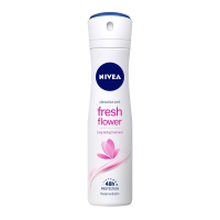 Nivea Fresh Flower Deodorant For Women, 150ml
