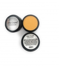 Miss Claire Single Eyeshadow Shade No.0651