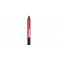 Faces Ultime Pro Matte Lip Crayon, Pink Pout 15, 2.8g With Free Sharpener