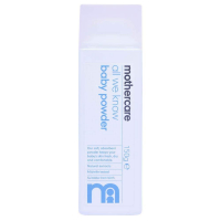 Mothercare All We Know Baby Powder 150g E - Pack Of 1, 150g