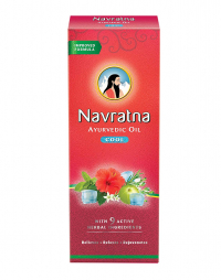 Navratna Ayurvedic Oil 300 Ml