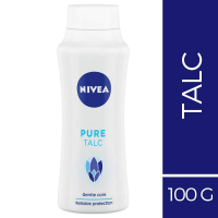 Nivea Pure Talc, Mild Fragrance Powder, 100g