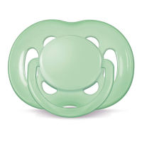 Philips Avent Soother Fast Flow For 6 To 18 Months, Single Pack (color May Vary)