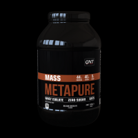 Qnt Mass Metapure Whey Isolate, Belgium Chocolate,1815g