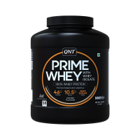 Qnt Prime Whey With Whey Isolate, Coffee Flavour, 2 Kg (temp)