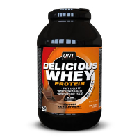 Qnt Delicious Whey Protein Powder - Belgian Chocolate 2.2 Kg