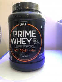 Qnt Prime Whey Protein 1 Kg Irish Chocolate