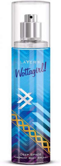 Layer'r Wottagirl Perfume, Deep Space, 135ml