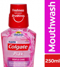 Colgate Plax Gentle Care Mouthwash - 250 Ml