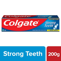 Colgate Strong Teeth Toothpaste (200 G)